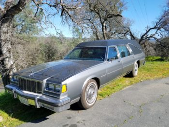 '89 Buick Hearse - Very Good Condition - Ready For Work Or Play