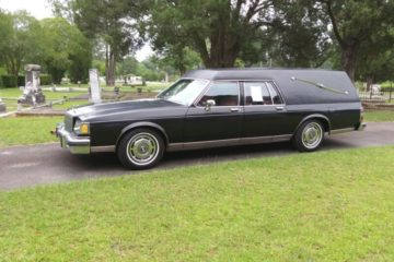 1982 Superior Buick Hearse Funeral Coach