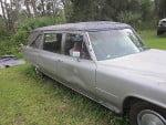 1970 Cadillac S&S Hearse