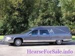 1994 Cadillac Eagle Hearse