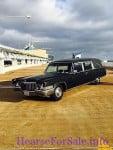 1970 Cadillac Miller Meteor 3 Way Electric Hearse