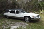 1996 Cadillac Fleetwood Funeral Limo Hearse
