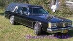 1989 Oldsmobile Hearse